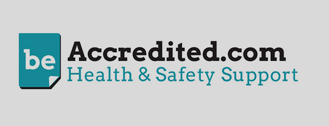 Be Accredited