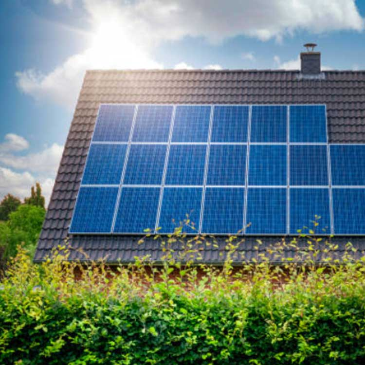 Residential Solar Cleaning